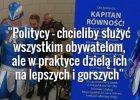 """Ochrona Sejmu postawiona na r�wne nogi. Do budynku wtargn�� """"Kapitan R�wno��"""""""