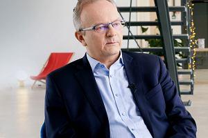 Jacek Walkiewicz: Widzę szanse w problemach, a wcześniej widziałem problemy w szansach [NEXT TIME]