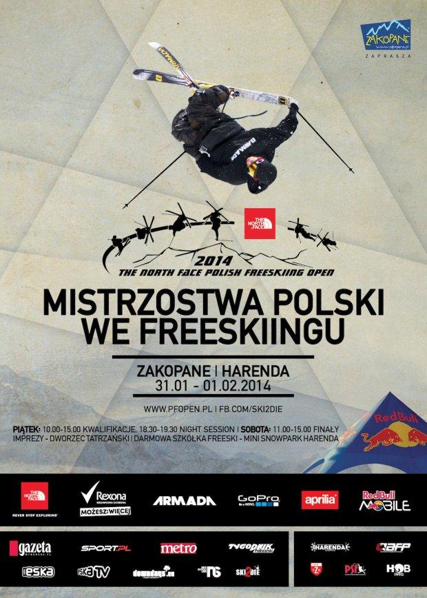 Zdjęcie numer 2 w galerii - Najlepsi freeskierzy z Polski i Europy już w najbliższy weekend w Zakopanem!
