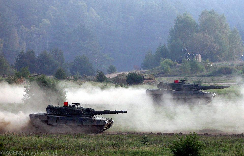 Czołgi Leopard w polskiej armii