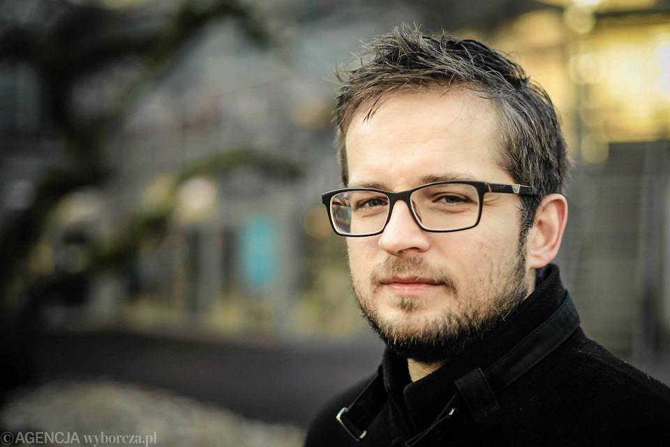 Dr Wojciech Grabowski