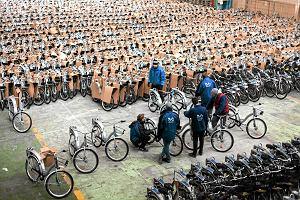 Dali Polakom miejski rower. A teraz chcą podbić Skandynawię, strategicznie wydarzenie