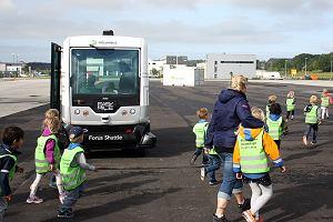 Na ulice Norwegii wyjadą pierwsze autobusy bez kierowcy. Ale chyba nikt nie będzie chciał z nich korzystać
