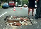 Rowerzysto, uważaj na miejskie przeszkody