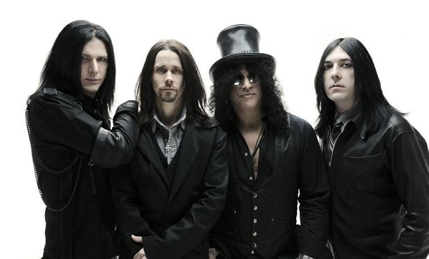 Można już zamawiać bilety na listopadowy koncert supergrupy Slash featuring Myles Kennedy and the Conspirators w Łodzi.  To będzie trzeci występ muzyków w naszym kraju.