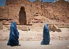 Afganistan Bamjan. Miasto w �rodkowym Afganistanie z wieloma zabytkami kultury islamu, kt�re zosta�y wpisane na list� UNESCO.