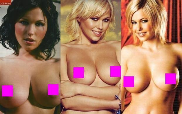 Ma�e, du�e, GIGANTYCZNE - zobacz, jak zmienia�y si� piersi Igi Wyrwa�