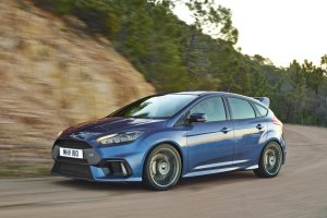 Goodwood Festival of Speed 2015 | Ford Focus RS | Osi�gi