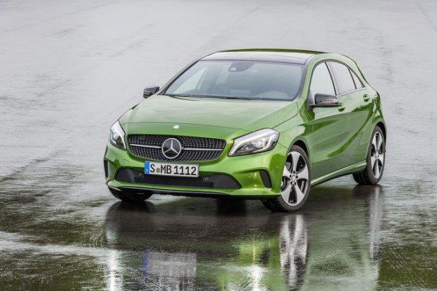 Mercedes Klasy A po liftingu | Ceny w Polsce | Atrakcyjnie jak na premium