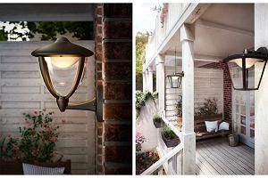 Pomys�y na o�wietlenie ogrodu