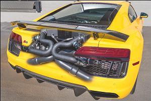 Tuning | Audi R8 Plus | 2200 KM na pokładzie
