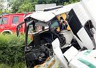 Wypadek na zakopiance. Trwa śledztwo, kierowcy nie zostali jeszcze przesłuchani