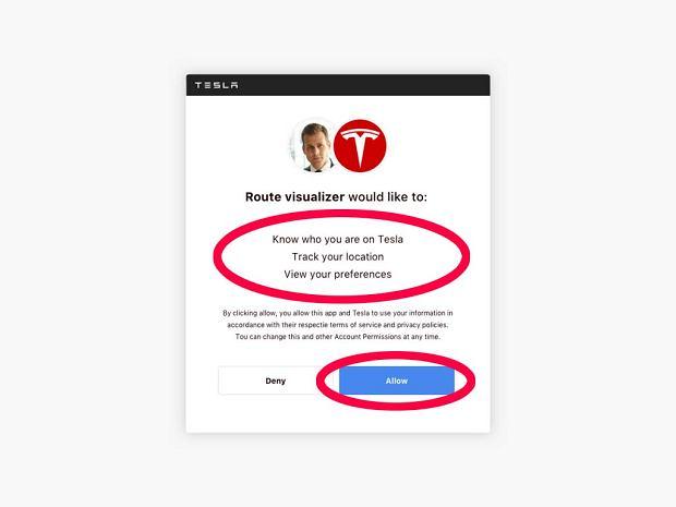 XSolve proponuje zmiany w aplikacji Tesli