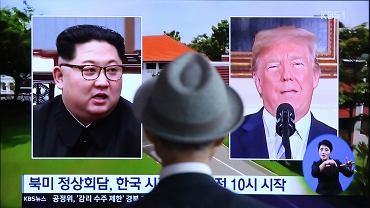Przygotowania do szczytu Donald Trump - Kim Dzong Un, 11 czerwca 2018