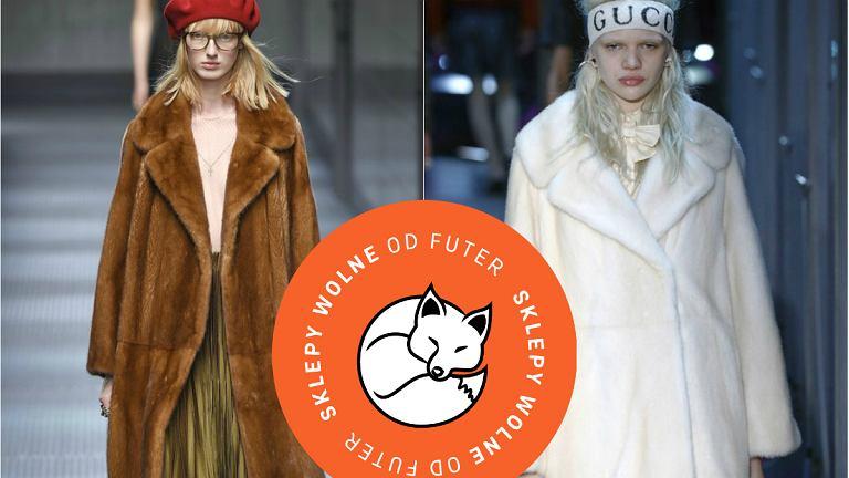 Gucci rezygnuje z naturalnych futer