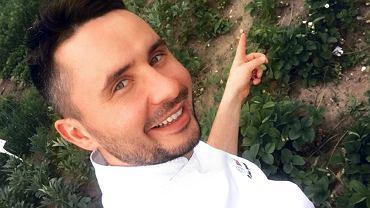 Robert Wojnarowski, szef kuchni