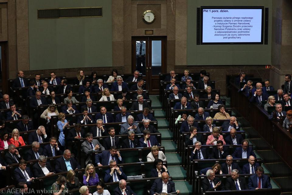 65. Posiedzenie Sejmu VIII Kadencji, 27.06.2018