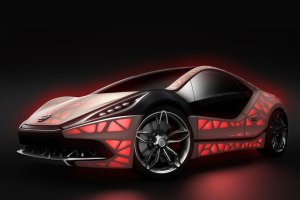 Salon Genewa 2015 | EDAG Light Car Cocoon | Wizja lekko�ci