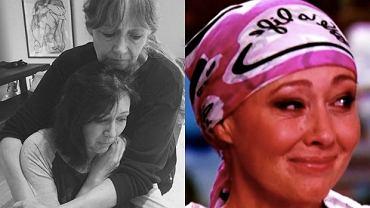 """Shannen Doherty walczy z rakiem. Poruszaj�cy wywiad: """"To trudne, ale chc� wierzy�"""""""