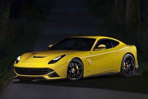 Novitec Ferrari F12 Berlinetta w akcji