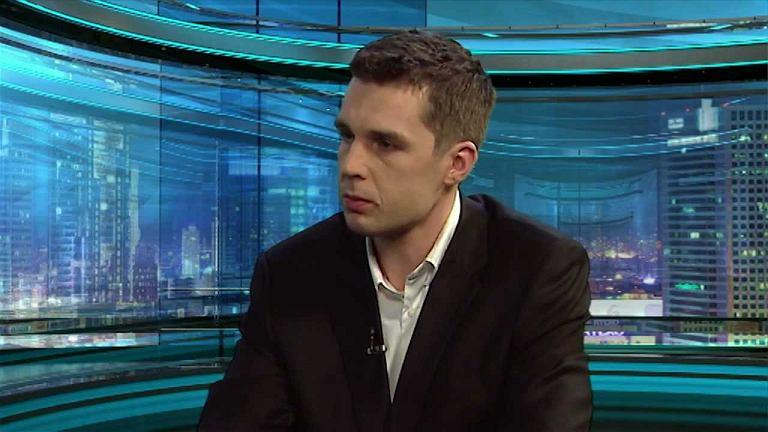 Michał Rachoń - wcześniej dziennikarz TV Republika