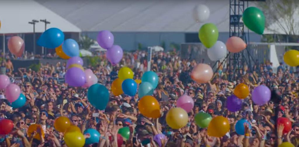 Coachella Festival / screen z YouTube