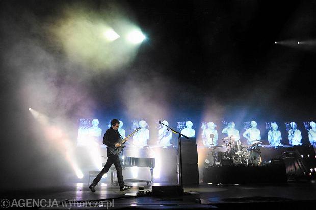 """Muse ko�czy Kraków Live Festival 2016. Chcemy wi�cej takich podró�y """"rockowym dronem"""""""