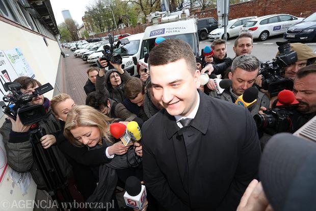 Nieoficjalnie: Bartłomiej Misiewicz dostanie nową pracę. W telewizji