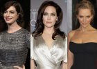 Anne Hathaway, Angelina Jolie, Uma Thurman