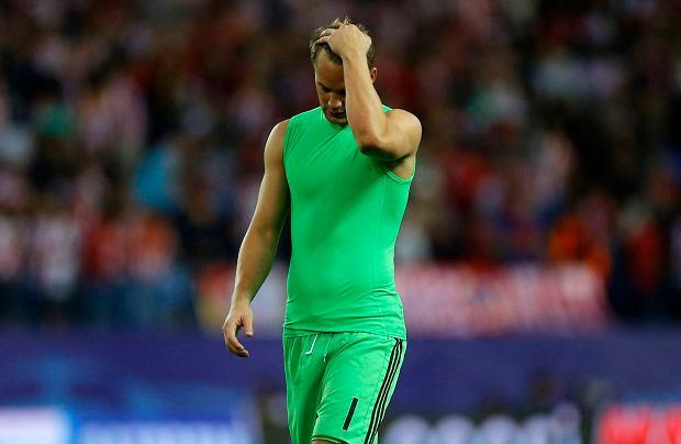 Manuel Neuer, bramkarz Bayernu Monachium