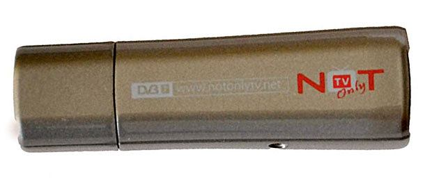 Telewizor nie wystarczy - pomyśl o DVB-T, wideo, telewizory, DVB-T do komputera Not Only TV LV5T Deluxe Cena: 70 zł