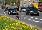 Policjanci twierdz�, �e rowerzy�ci blokuj� na buspasach autobusy