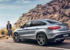 Mercedes GLE Coupe | Mistrz �wiata zachwala nowy model