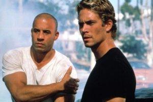 Paul Walker i Vin Diesel w filmie Szybcy i wściekli