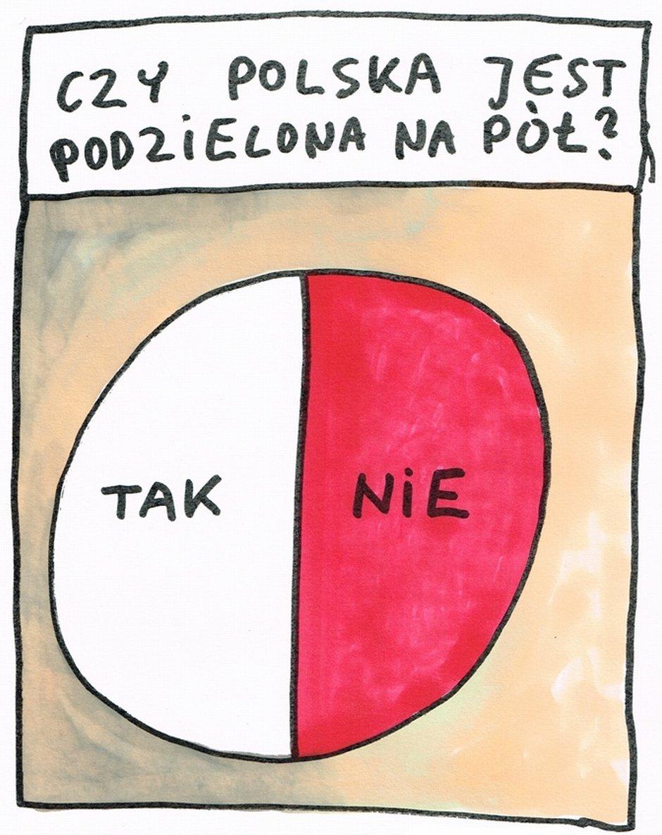 Raczkowski o podzielonej Polsce - null