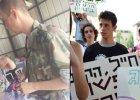 """M�odzi Izraelczycy odmawiaj� s�u�by wojskowej i id� do wi�zienia. """"Sami �yjemy jak pod okupacj�"""""""