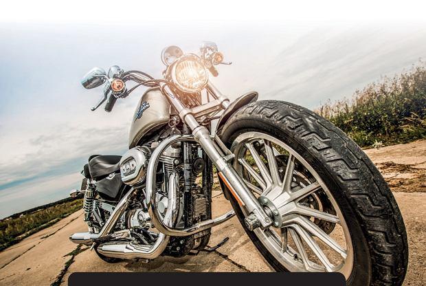 Zlot motocyklistów