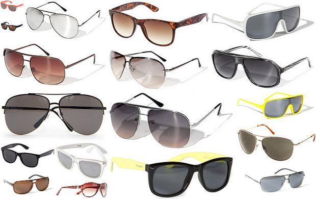 M�skie okulary przeciws�oneczne