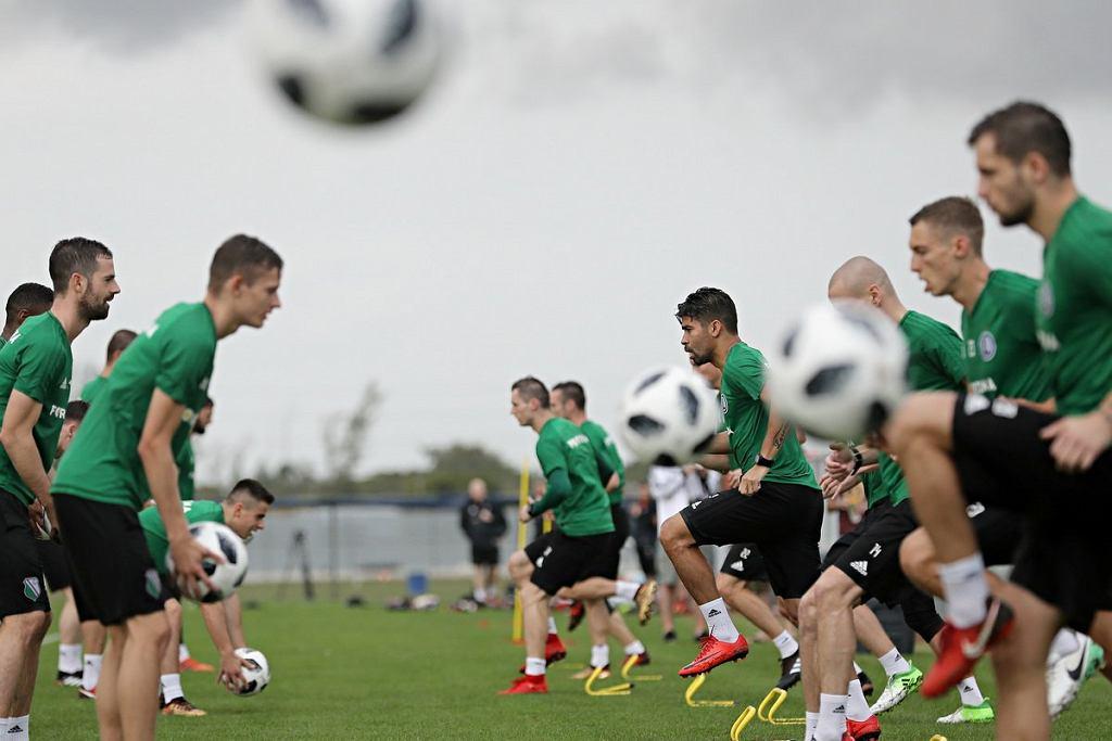 Legia trenuje na Florydzie -