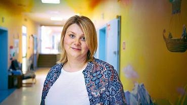 Marta Czyż-Taraszkiewicz, założycielka Fundacji z Pompą