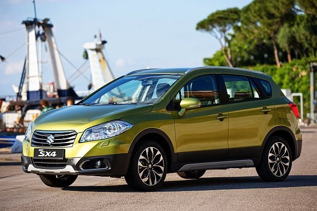 suzuki sx4 s cross crossover. Black Bedroom Furniture Sets. Home Design Ideas