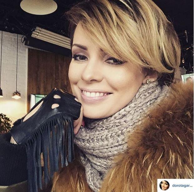 Dorota Gardias Zmieniła Fryzurę Koniec Z Blondem Wygląda Lepiej