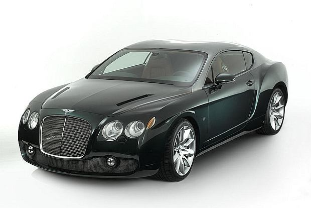 Bentley Continental GTZ