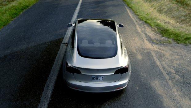Tesla Model 3 | 180 tys. zamówień w dobę, a to dopiero początek!