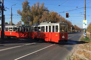 Zabytkowy tramwaj zyskał doczepę