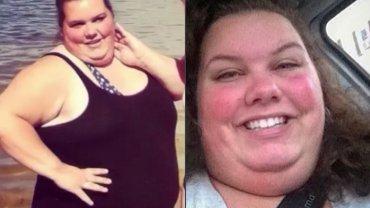 """Mary Maxwell to 24-latka mieszkająca obecnie w USA. Dziewczyna od dziecka zmagała się z otyłością. Życie jej nie oszczędzało: miała zaledwie 2 lata, gdy z powodu otyłości zmarła jej matka, z tego samego powodu zmarła też jej ciocia. W """"najcięższym"""" momencie ważyła 136 kg. Jednak dopiero dotkliwe uwagi innych na temat jej tuszy sprawiły, że postanowiła zadbać o siebie i schudła 75 kg!"""