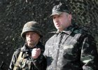 Ultimatum Turczynowa dla separatyst�w, niespodziewana konferencja Janukowycza [PODSUMOWANIE DNIA]