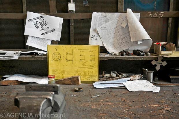 Zdjęcie numer 16 w galerii - Zwiedzali 150-letnią fabrykę obrabiarek na Wilczaku [ZDJĘCIA]