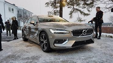 Pierwszy kontakt z nowym Volvo V60