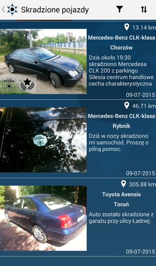 Zdjęcie numer 3 w galerii - Dwaj Polacy stworzyli aplikację, która może pomóc ofiarom złodziei samochodów